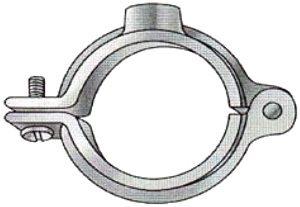 Series 722 Copper Hinged Split Ring Hanger