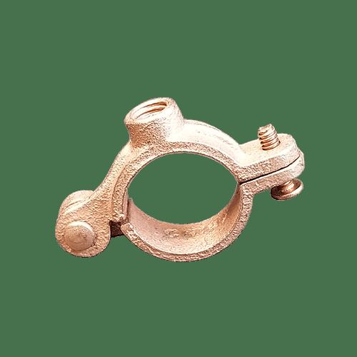 Series 722 Copper Hinged Split Ring Hanger #722 - 312