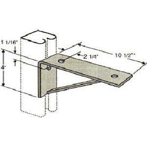 Bracket 10.5 inch Width GSB102