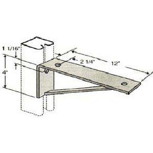 Bracket 12 inch Width GSB103