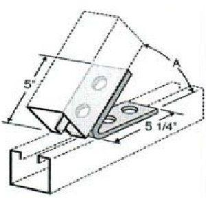 Four Hole Closed Angle - GAF426
