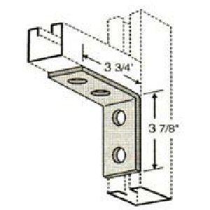 Four Hole Corner Angle - GAF401