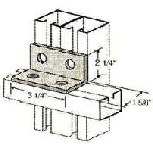 Four Hole Corner Angle - GAF402