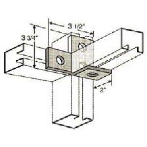 Four Hole Offset Bent Angle GAF410
