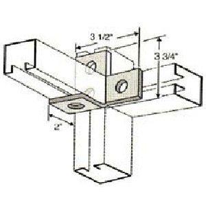 Four Hole Offset Bent Angle GAF411