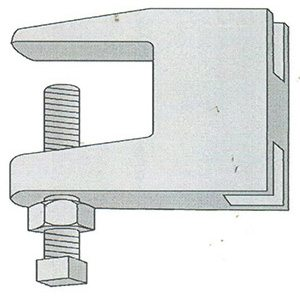 Series 100 Universal Beam Clamp