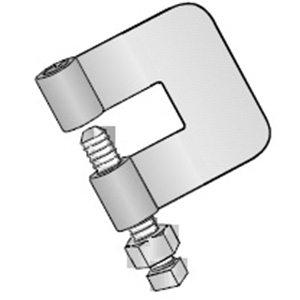 Series 200 Steel C-Clamp