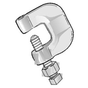 Series 210 Malleable C-Clamp
