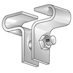 Series 220 Center Load Beam Clamp - Heavy Duty