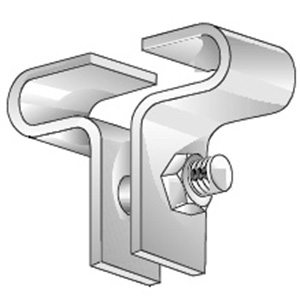 Series 220 Center Load Beam Clamp - Standard Duty
