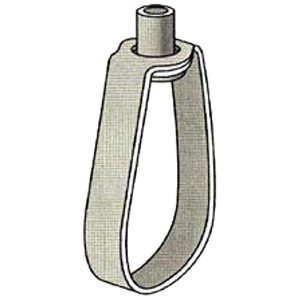 Series 300 Iron Pipe Swivel Ring