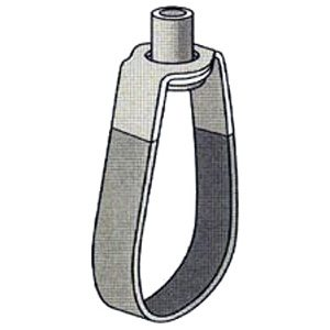Series 302 Iron Pipe Swivel Ring - PVC