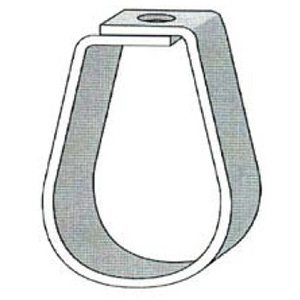 Series 305 Stainless Steel Band Hanger