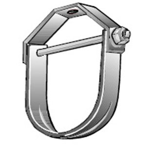 Series 402 Standard Clevis Hanger - PVC Coated