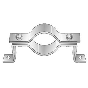 Series 504 Offset Pipe Clamp