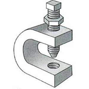 "Series 540 ""Super"" Steel C-Clamp"