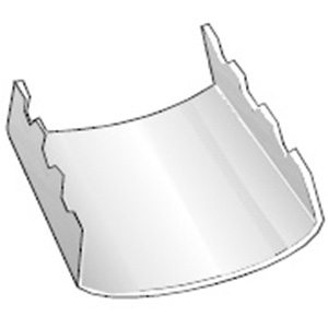Series 595 Pipe Covering Protection Saddle