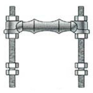 Series 604 Adjustable Type Roller Support