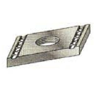 Strut Clamping Nut - No Spring