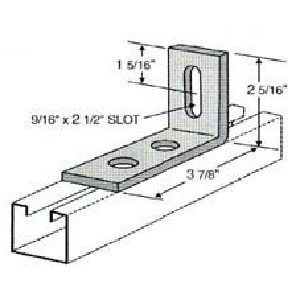 Three Hole Adjustable Corner Angle GAF214
