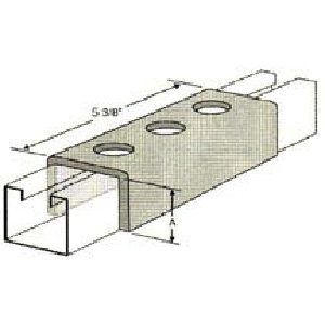 Three Hole Splice Plate - GUF300