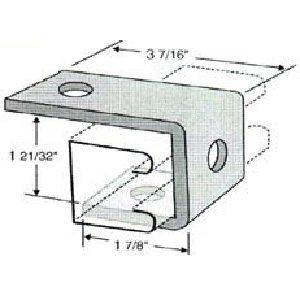 Three Hole Suspension Clevis - GUF330