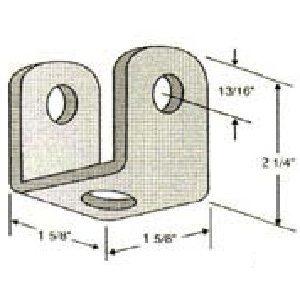 Three Hole Swivel Clevis - GUF320
