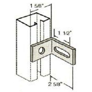 Two Hole Adjustable Corner Angle GAF210