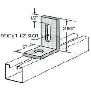 Two Hole Adjustable Corner Angle GAF211