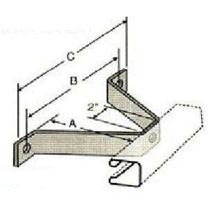 Wall Ladder Bracket