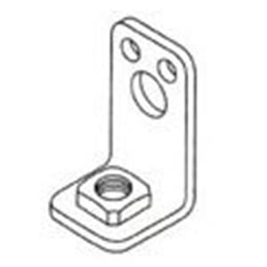Series 719T Threaded Side Beam Bracket
